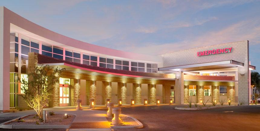 John C Lincoln North Mountain Hospital Cds Framing